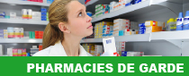 Pharmacies de garde Brugui�res